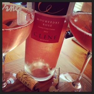 Cline Cellars Rose