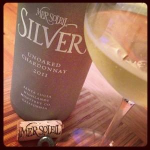 Mer Soleil unoaked Chardonnay