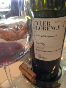 Tyler Florence Cab