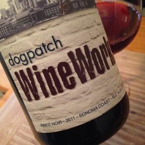 Dogpatch WineWorks 2011 Sonoma Coast Pinot Noir