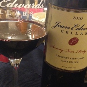 Jean Edwards Cellars 2010 Cabernet