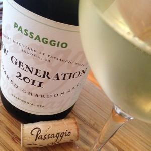 Passaggio 2011 Unoaked Chardonnay