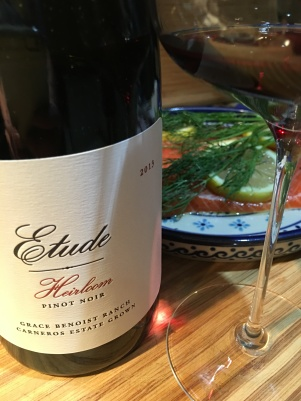 2013 Etude Heirloom Pinot Noir